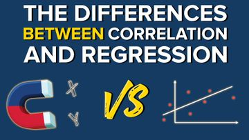 The Difference between Correlation and Regression