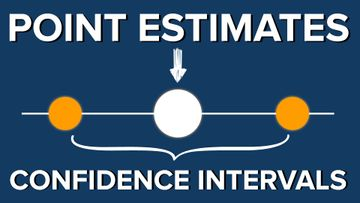 What Is the Difference Between Point Estimate and Confidence Interval