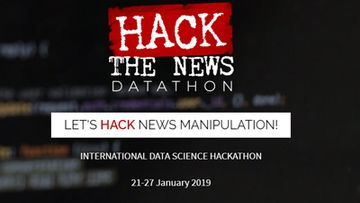 Hack The News Datathon - From Data Science Society