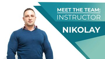 Interview with Nikolay Georgiev, Instructor at 365 Data Science