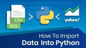 How To Import Data Into Python?