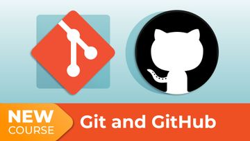 New Course! Git and GitHub with Giles McMullen-Klein