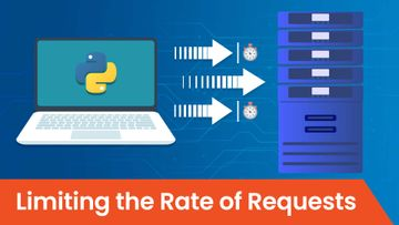 How to Limit Your Rate of Requests When Scraping?
