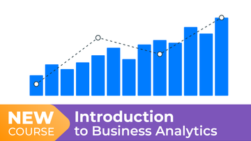 New Course! Introduction to Business Analytics