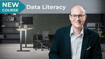New Course! Data Literacy with Olivier Maugain