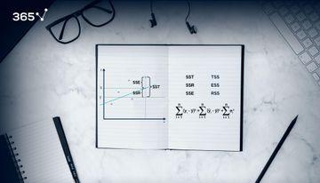 Sum of Squares Total, Sum of Squares Regression and Sum of Squares Error