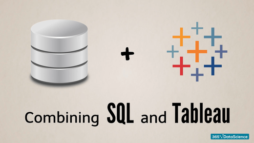 How to Connect SQL and Tableau