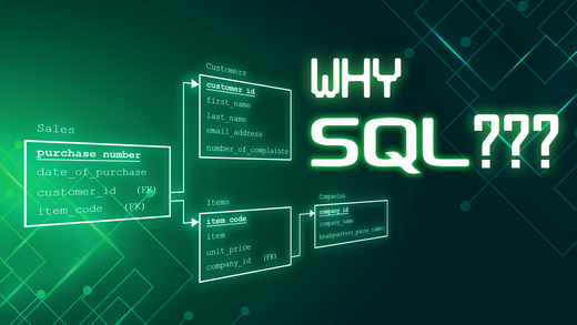 Why You Should Learn SQL