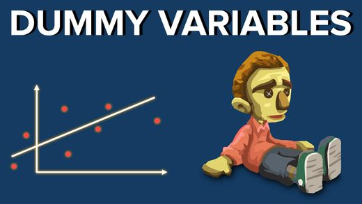 How to Include Dummy Variables into a Regression