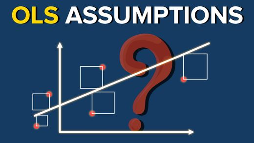 Exploring the 5 OLS Assumptions for Linear Regression Analysis