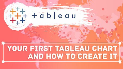 How to Create a Chart in Tableau?