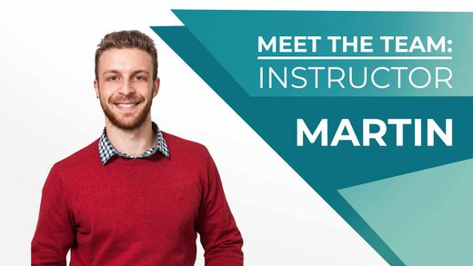 Interview with Martin Ganchev, Instructor at 365 Data Science