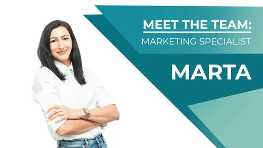 Interview with Marta Grigorova, Marketing Specialist at 365 Data Science