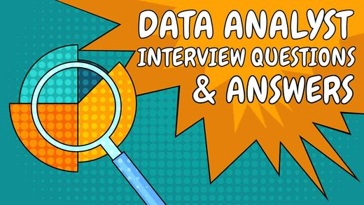 Data Analyst Interview Questions and Answers 2020