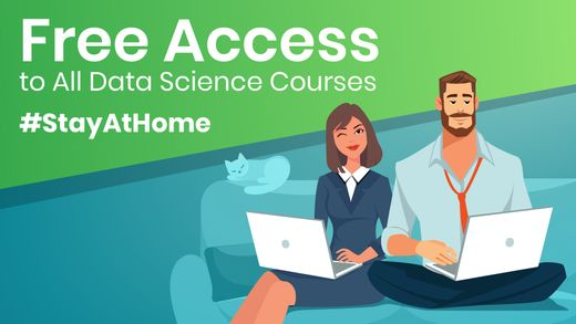 Free Access to All Data Science Courses!