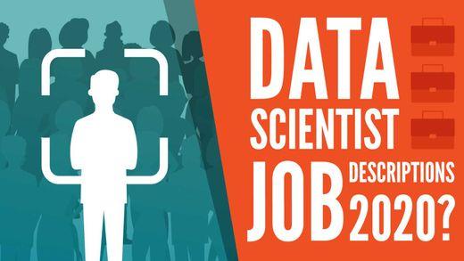 Data Scientist Job Descriptions 2020 – A Study on 1,170 Job Offers