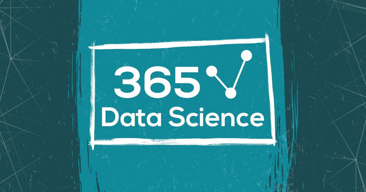 Learn Data Science with our Training Programs | 365 Data Science