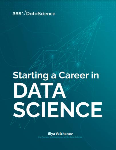 Starting a Career in Data Science screenshot